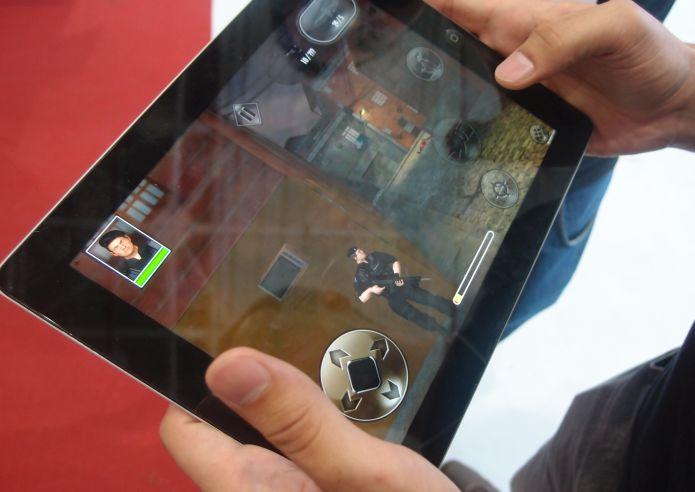 Desenvolvedores divulgam jogos baseados no BOPE durante a SBGames (1/6)