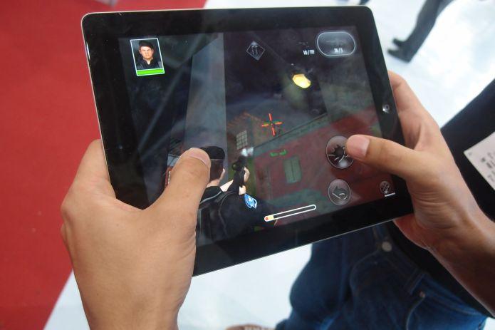 Desenvolvedores divulgam jogos baseados no BOPE durante a SBGames (3/6)