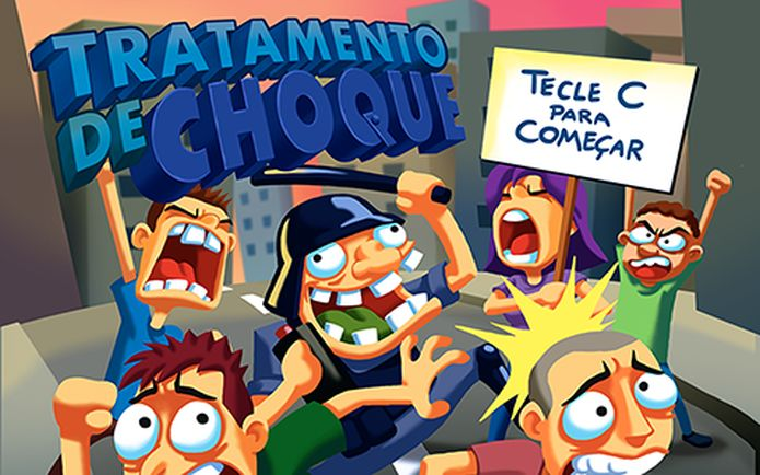 Desenvolvedor do Ceará cria game para ironizar protestos (1/3)