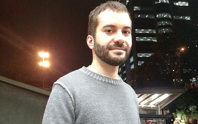 Marcos Gonçalves. Foto: Pedro Zambarda