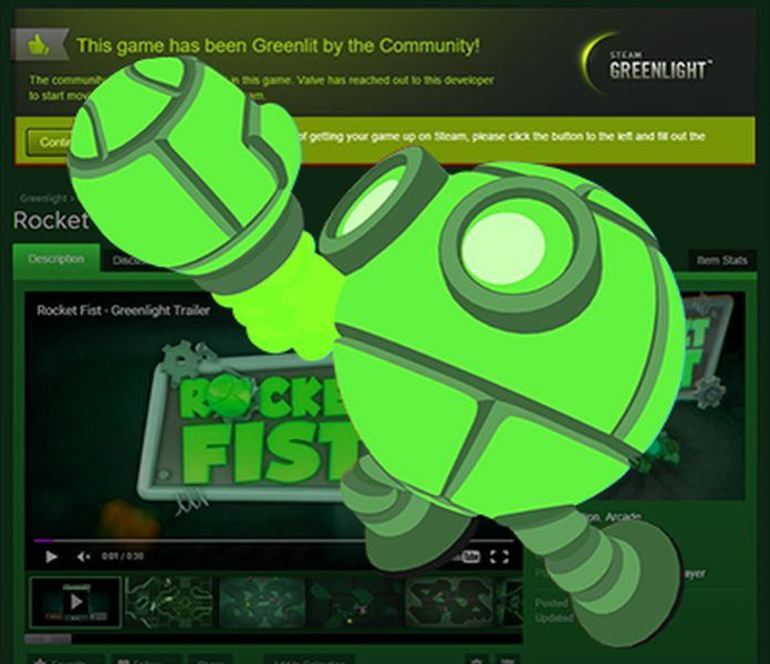 rocket-fist-greenlight