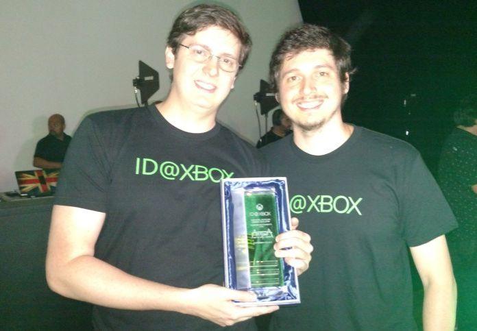 Aritana, jogo brasileiro, foi premiado em evento pré-BGS/Foto: Pedro Zambarda